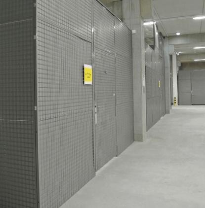 individual art storage