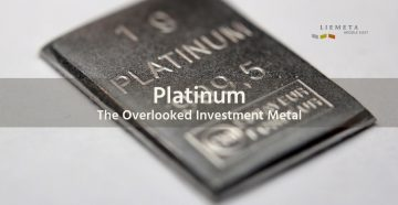 Platinum is an Overlooked Precious Metals Investment