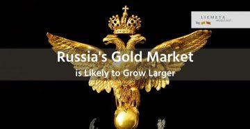 Gold market Russia
