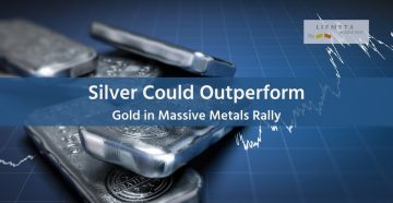 Silver could outperform gold