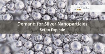 Demand for Silver Nanoparticles Set to Explode