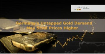 Germany's Untapped Gold Demand