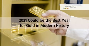 Gold 2021