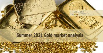 Summer 2021 gold market